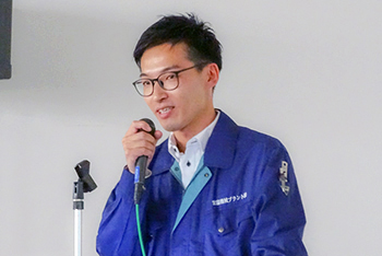 宮脇機械プラント株式会社 小谷氏
