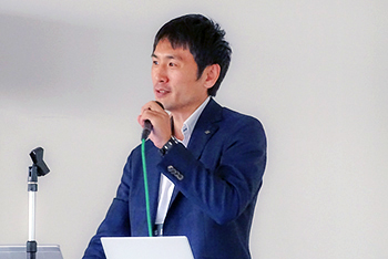 株式会社立花エレテック 岡田氏