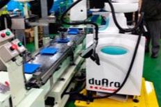 稲坂油圧機器 株式会社でのロボット導入事例を掲載しました。(この事例は、6/8の神戸新聞でも紹介されました)