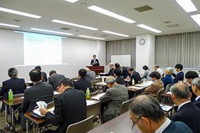 【開催レポート】「スマートシティとその実装に貢献する蓄電池の現状」を開催しました(2019.11.6開催)